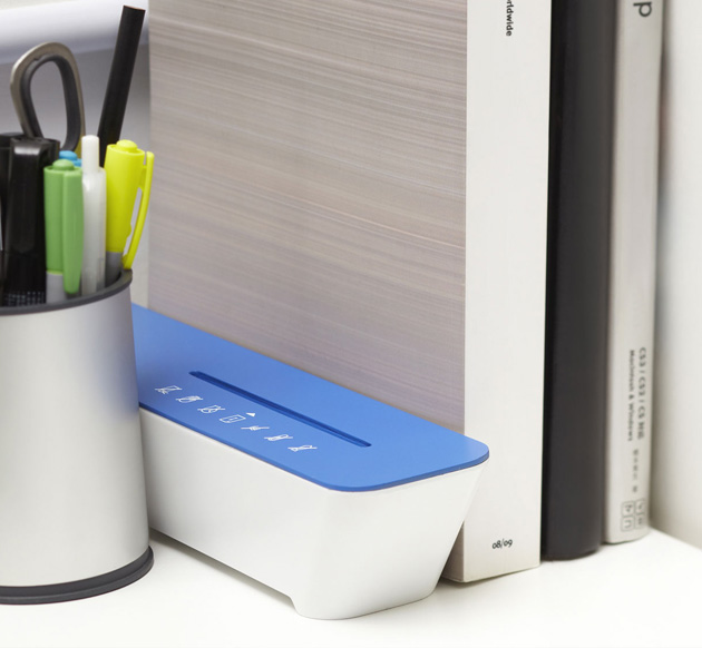 Bridge Desktop Paper Shredder