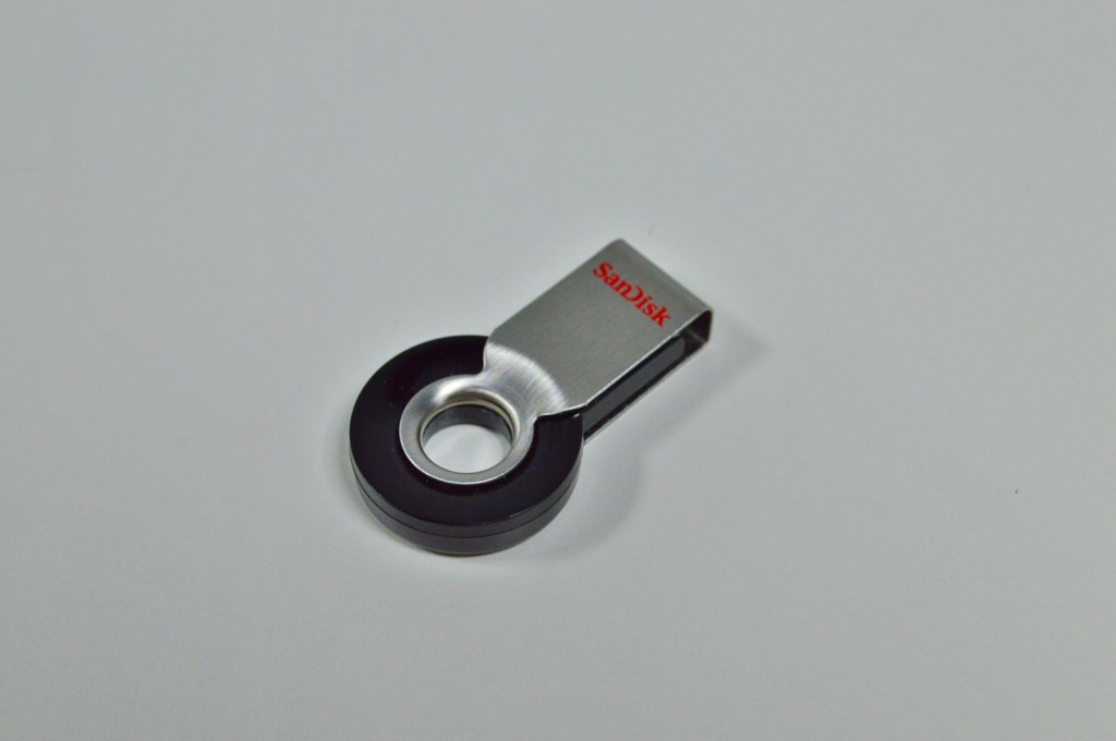 Cruzer Orbit USB Drive by SanDisk