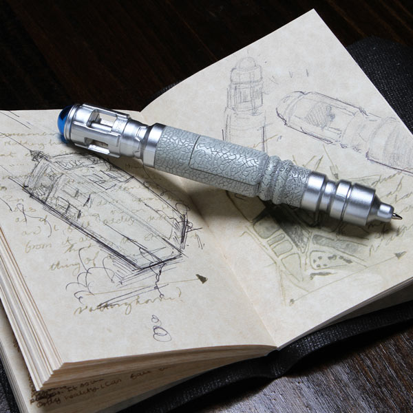 Doctor Who The Journal with Screwdriver Pen