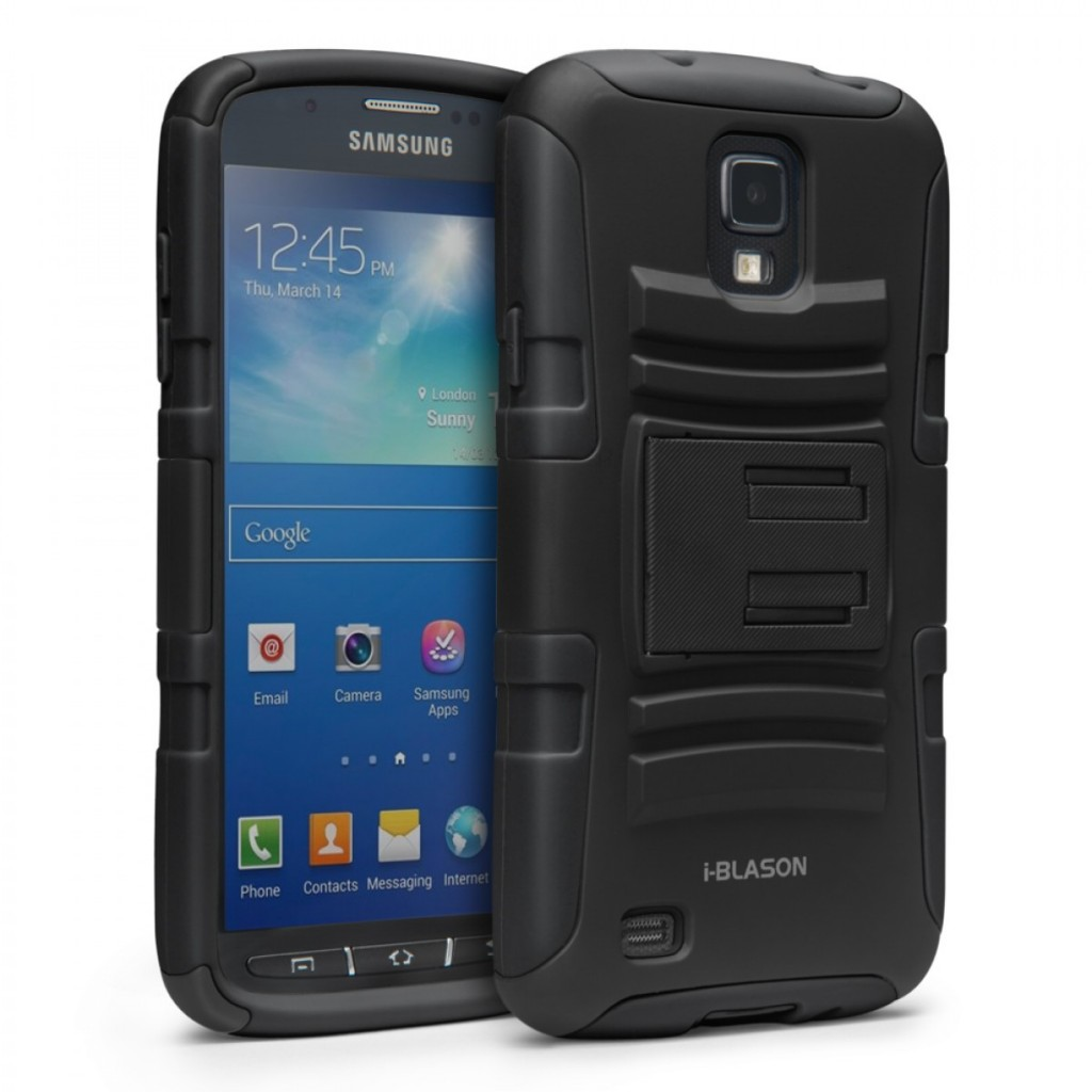 Dual Layer Case For S4