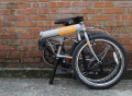 Aluminum Folding Bike by MOBIC