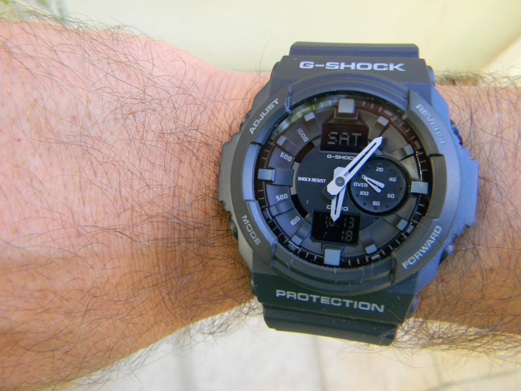 G Shock Miltary Watch
