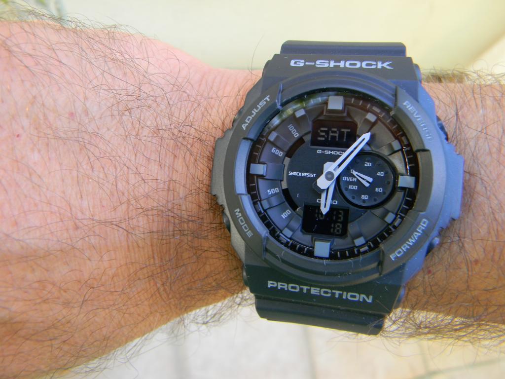 G Shock Miltary Watch