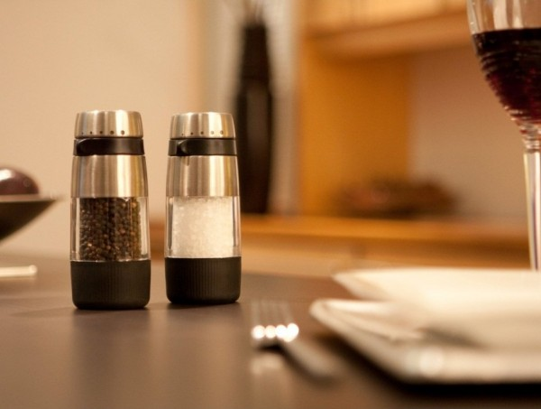 Good Grips Salt and Pepper Grinder Set