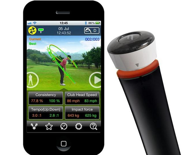 GSA PRO Golf Swing Analyzer