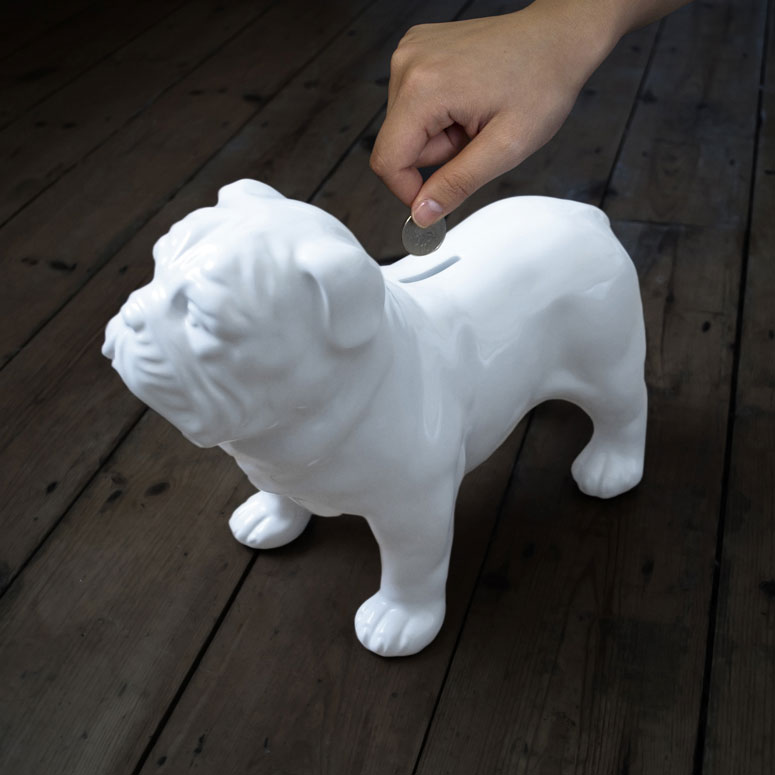 Guard Dog Money Box