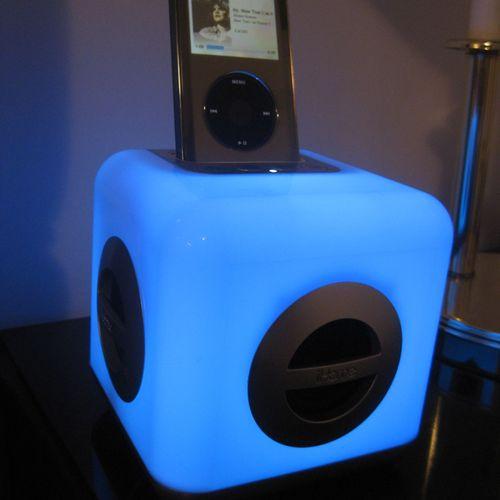 iPod Speaker Dock
