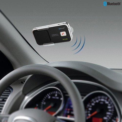 iKross Solar/USB Handsfree Car Kit