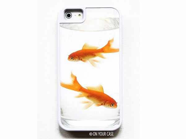 iPhone 5 Tough Case Goldfish Bowl