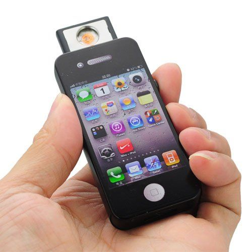 Iphone Style Portable Cigarette Lighter