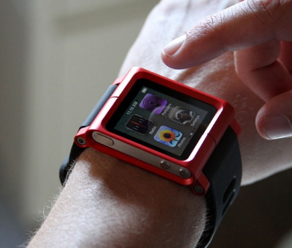 iPod Nano Watch Case by LunaTik