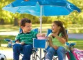 Kids Double Folding Chair