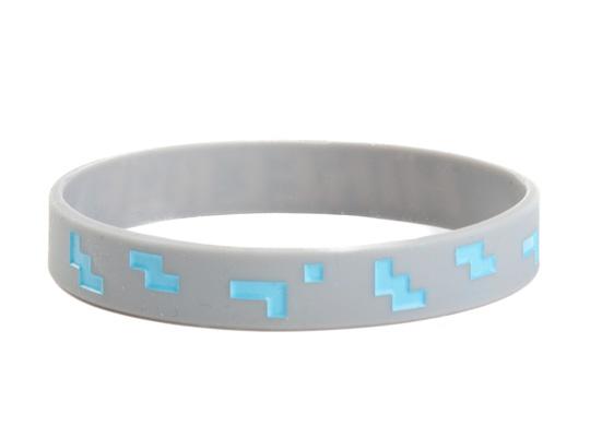Minecraft Diamond Bracelet