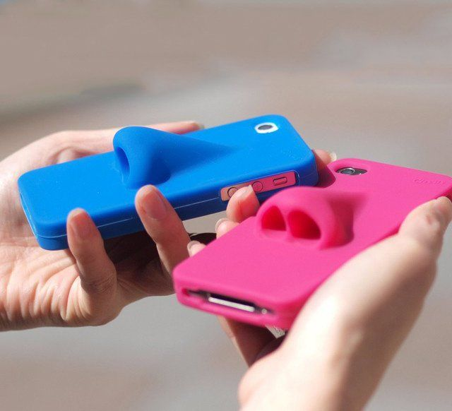 Nose Picking iPhone Case