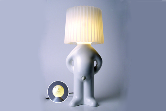 Propaganda Mr. P Lamp