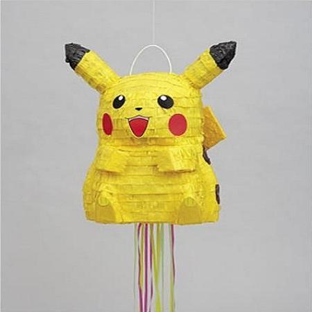 Pikachu Pull Pinata