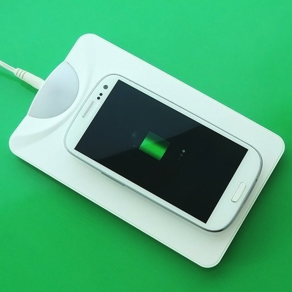 Qi Wireless Charging System