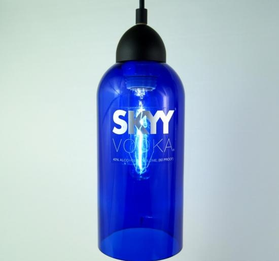 Skyy Vodka Hanging Light Pendant