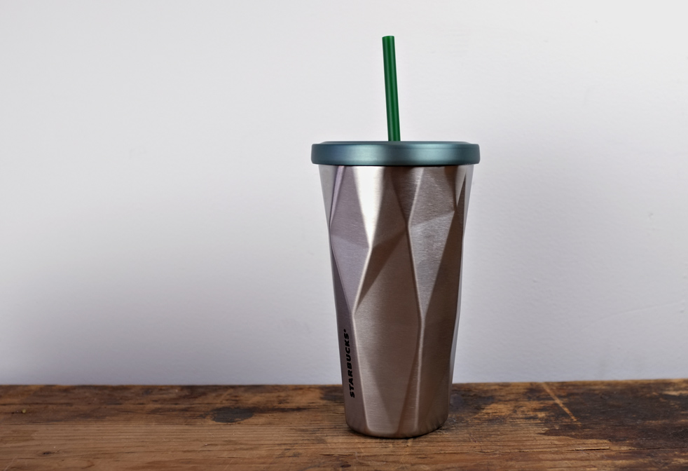 Starbucks Chiseled Tumbler