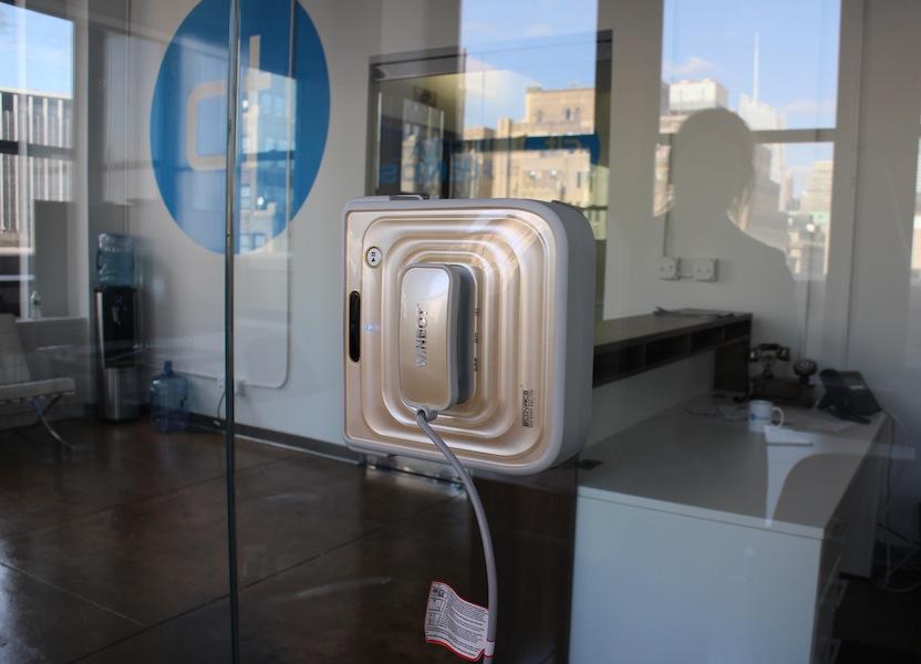 Window Washing Robot