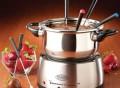 Electric Fondue Pot by Nostalgia Electronics