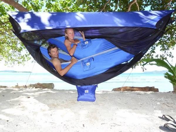 Hammock Bliss Sky Tent 2