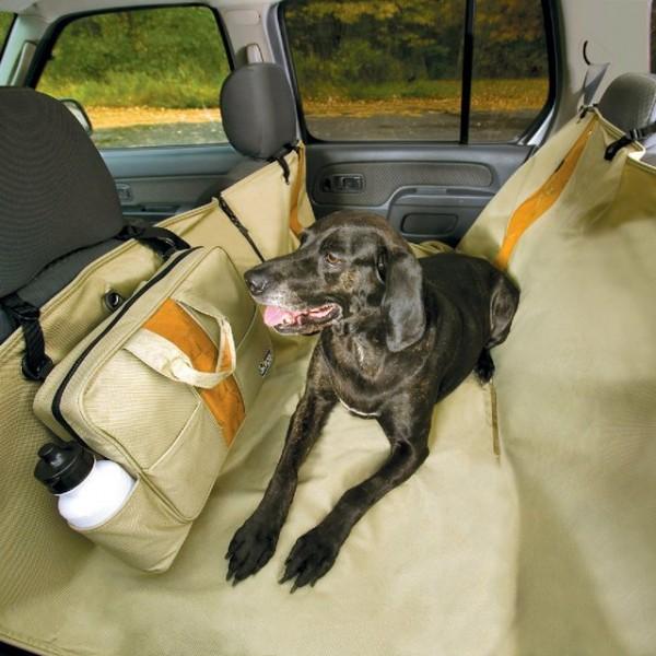 Auto Grass Center Console Dog Cover