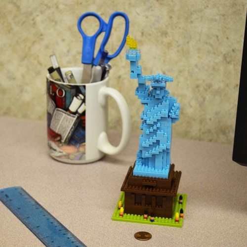 Nanoblock Statue of Liberty