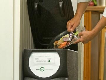 Automatic Compost Bin