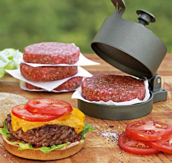 Adjustable Nonstick Burger Press