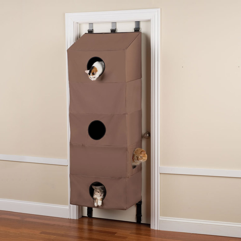 Door Hanging Cat Condo