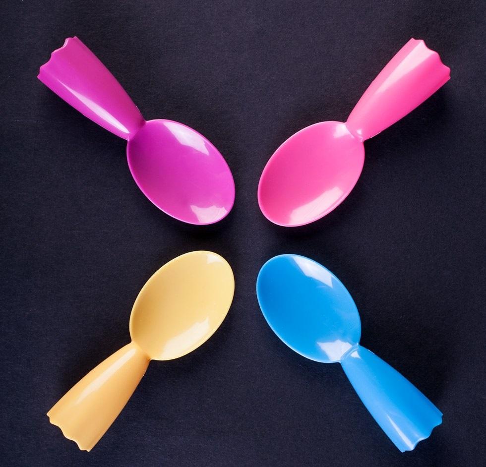 Finger Spoons