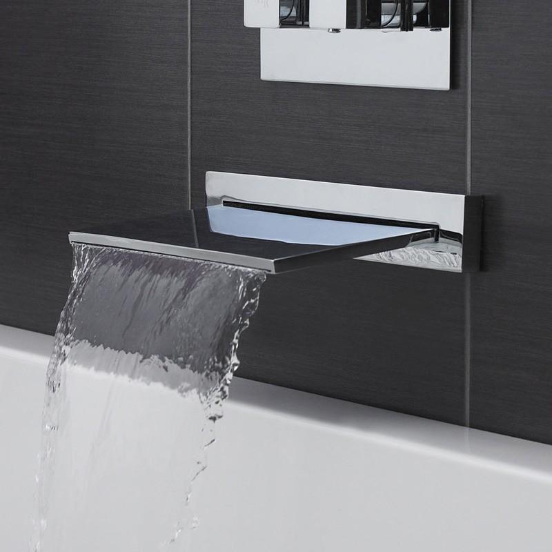 Waterfall Tub Faucet
