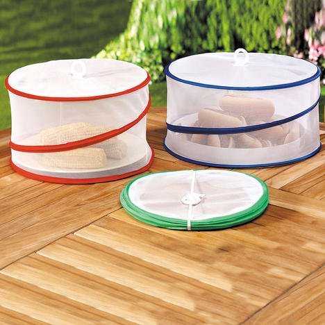 Collapsible Food Covers