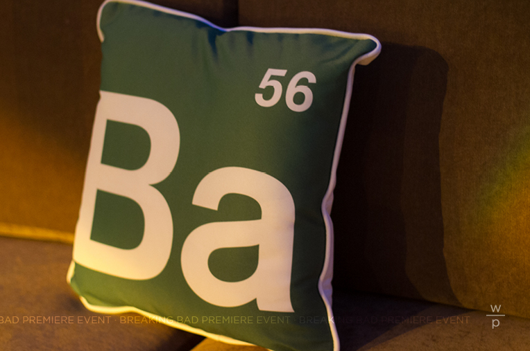 Breaking Bad Pillow Set
