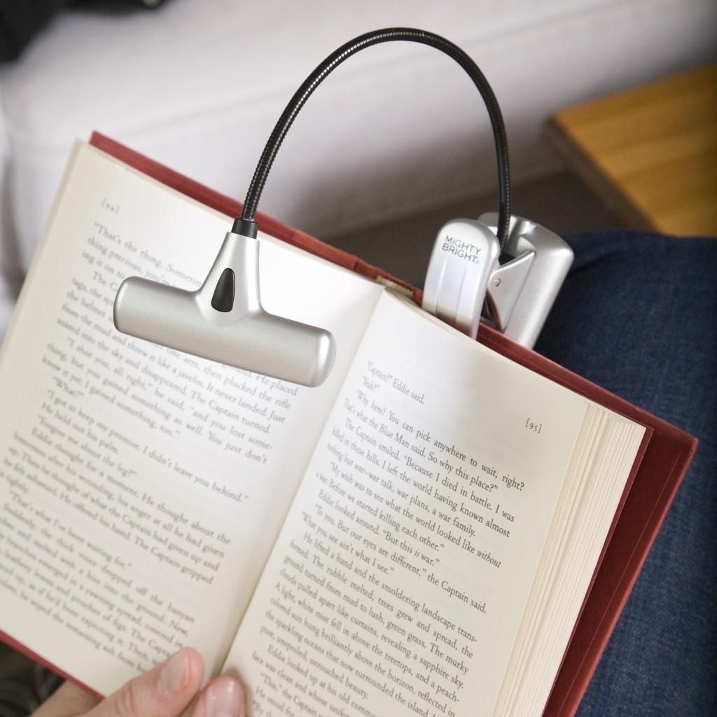 Bright LED Book Light