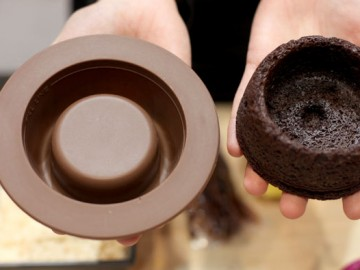 Brownie Bowl Molds