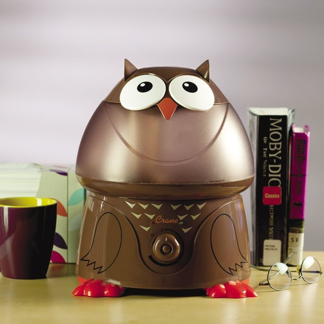 Cool Mist Owl Humidifier