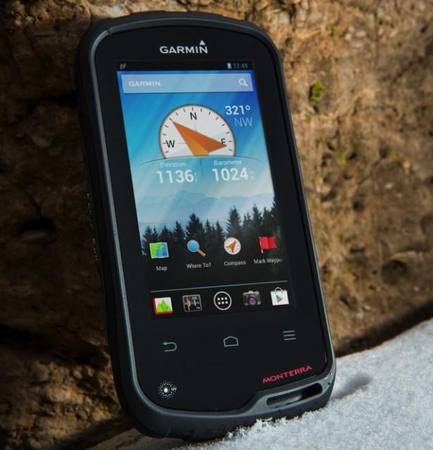 Garmin Monterra GPS