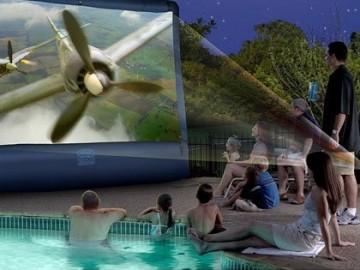 Gemmy Airblown® 39121X Movie Screen