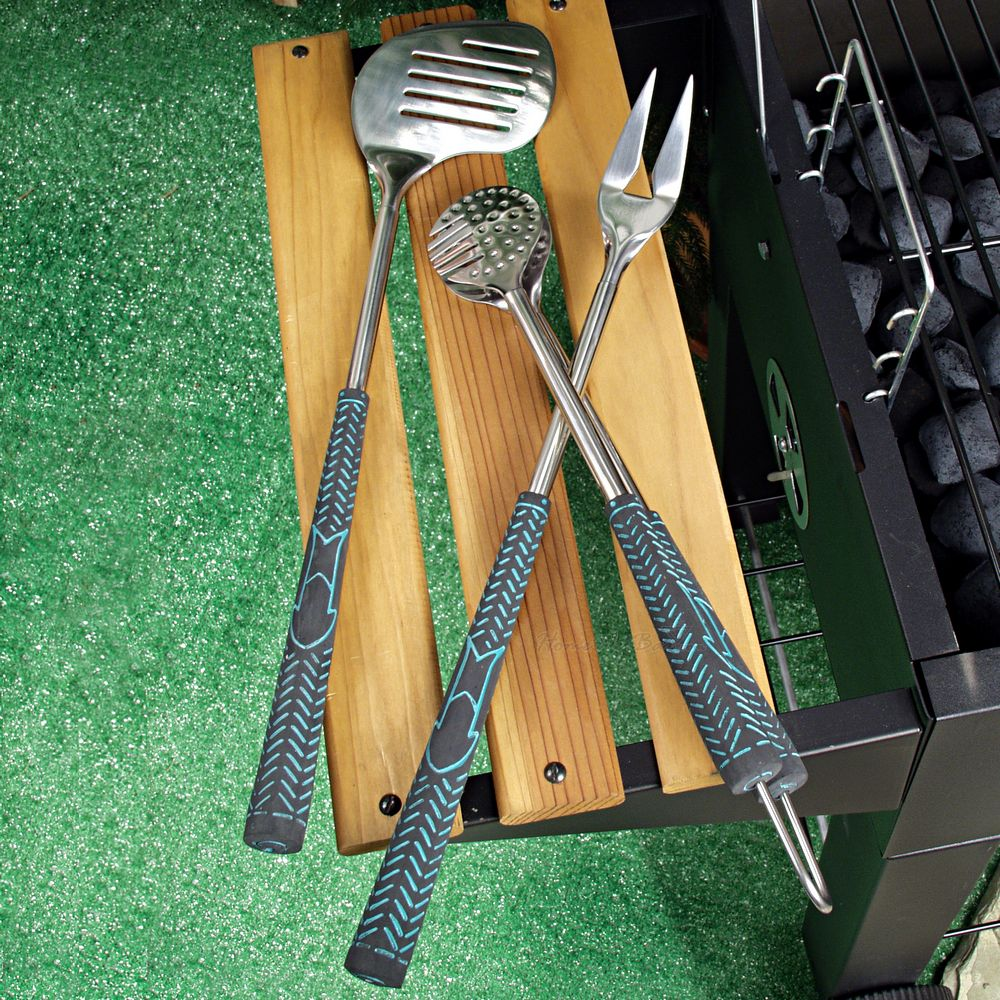Grlling Tool Set in Golf Bag