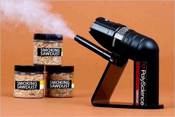 Gun Food Smoker