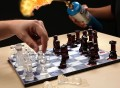 Ice Speed Chess Set