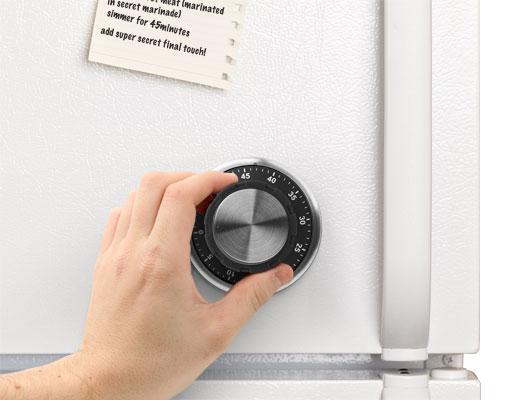 Kikkerland Safe Kitchen Timer » Petagadget