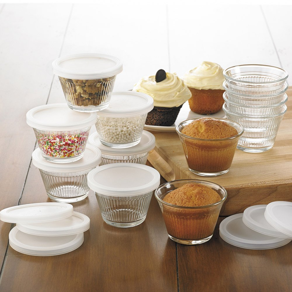 Libbey Just Baking Ramekin Set