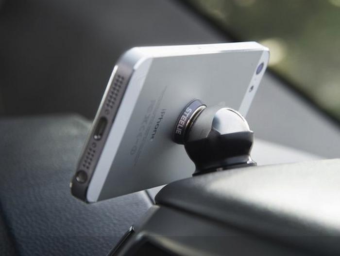 Steelie Car Mount Kit for Cellphones