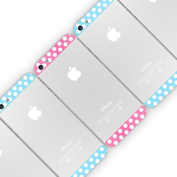 Polka Dot Cover For iPhone