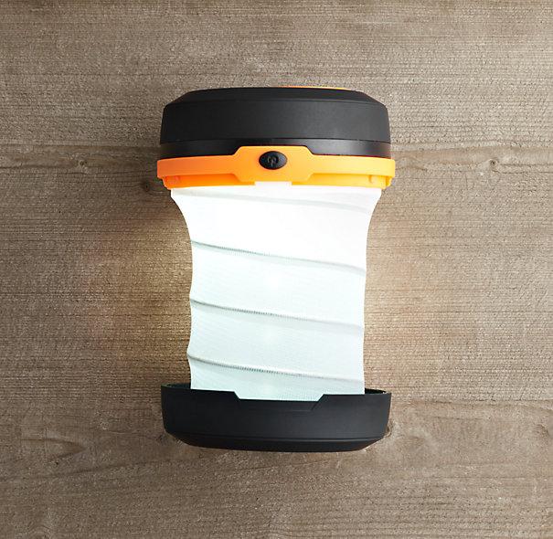 Pop-Up Flashlight Lantern
