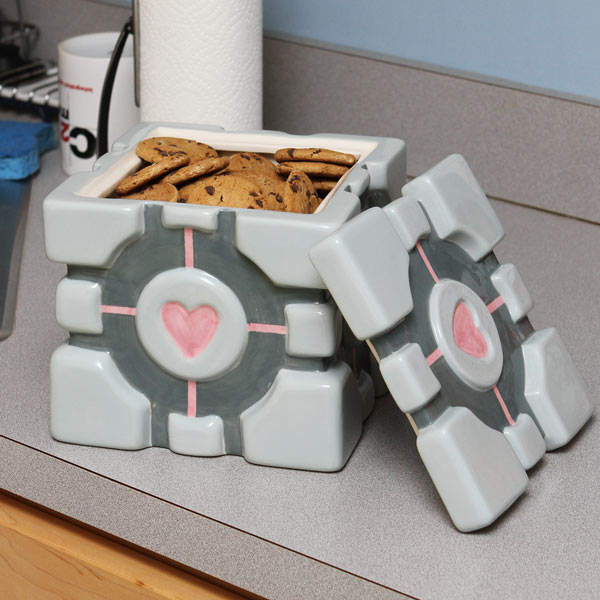 Portal 2 Cookie Jar