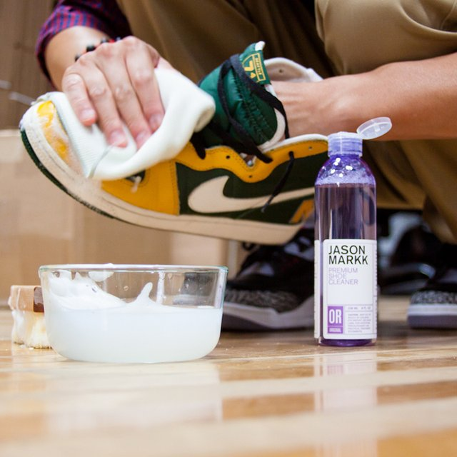 Sneaker Cleaning Kit by Jason Markk